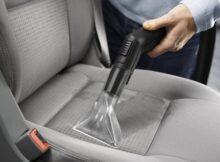 Как почистить тканевые сиденья автомобиля?